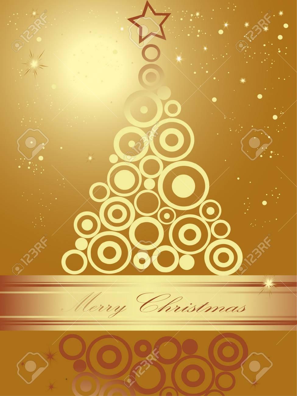 Christmas tree Stock Vector - 5953119
