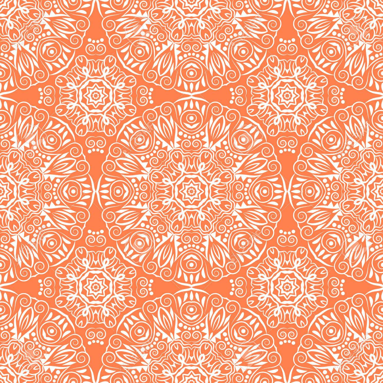 mandala seamless pattern bohemian style vintage background royalty free cliparts vectors and stock illustration image 60552774 mandala seamless pattern bohemian style vintage background
