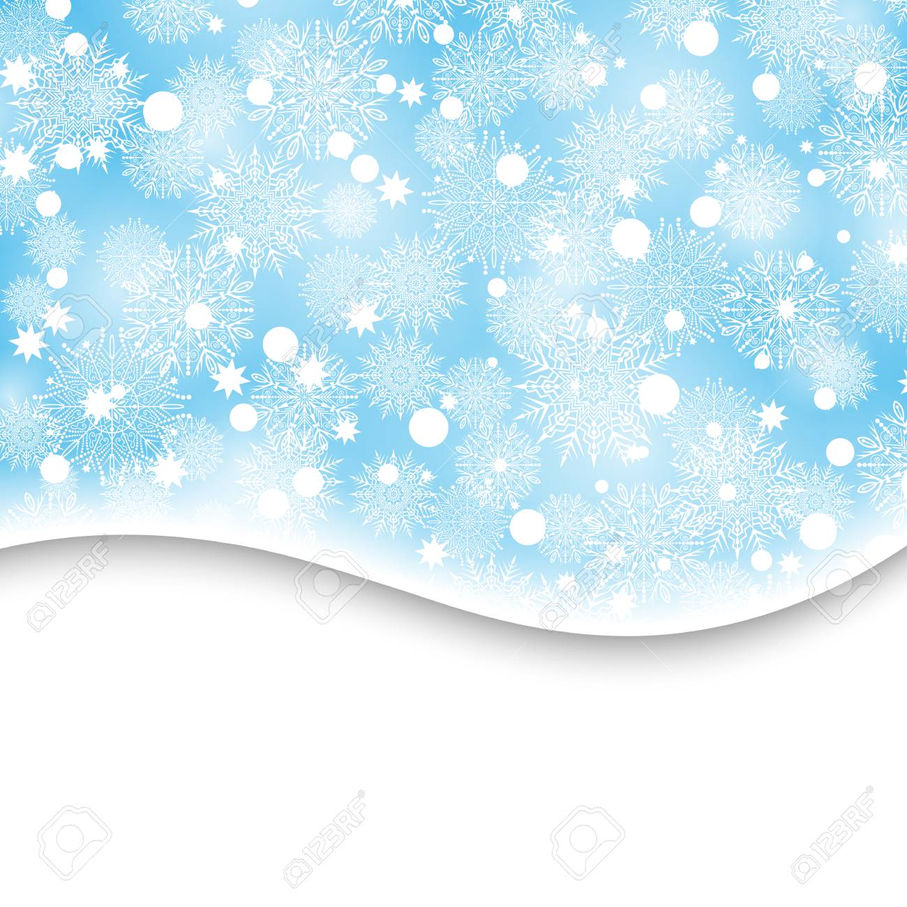 christmas snowflake background winter snow happy new year holiday merry christmas decoration