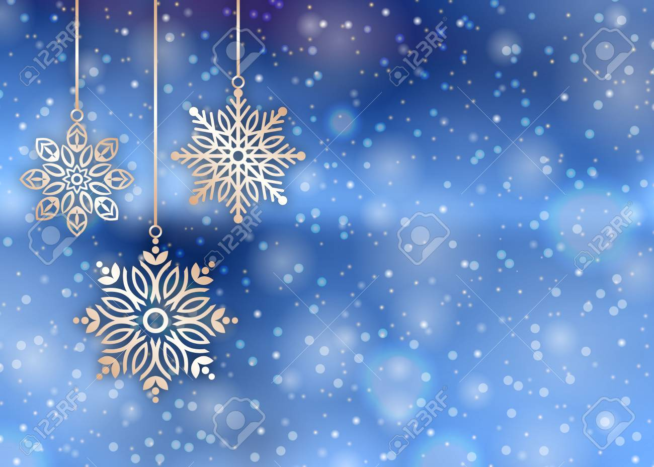 Christmas Snow.Merry Christmas And Happy New Year Background Christmas Snow