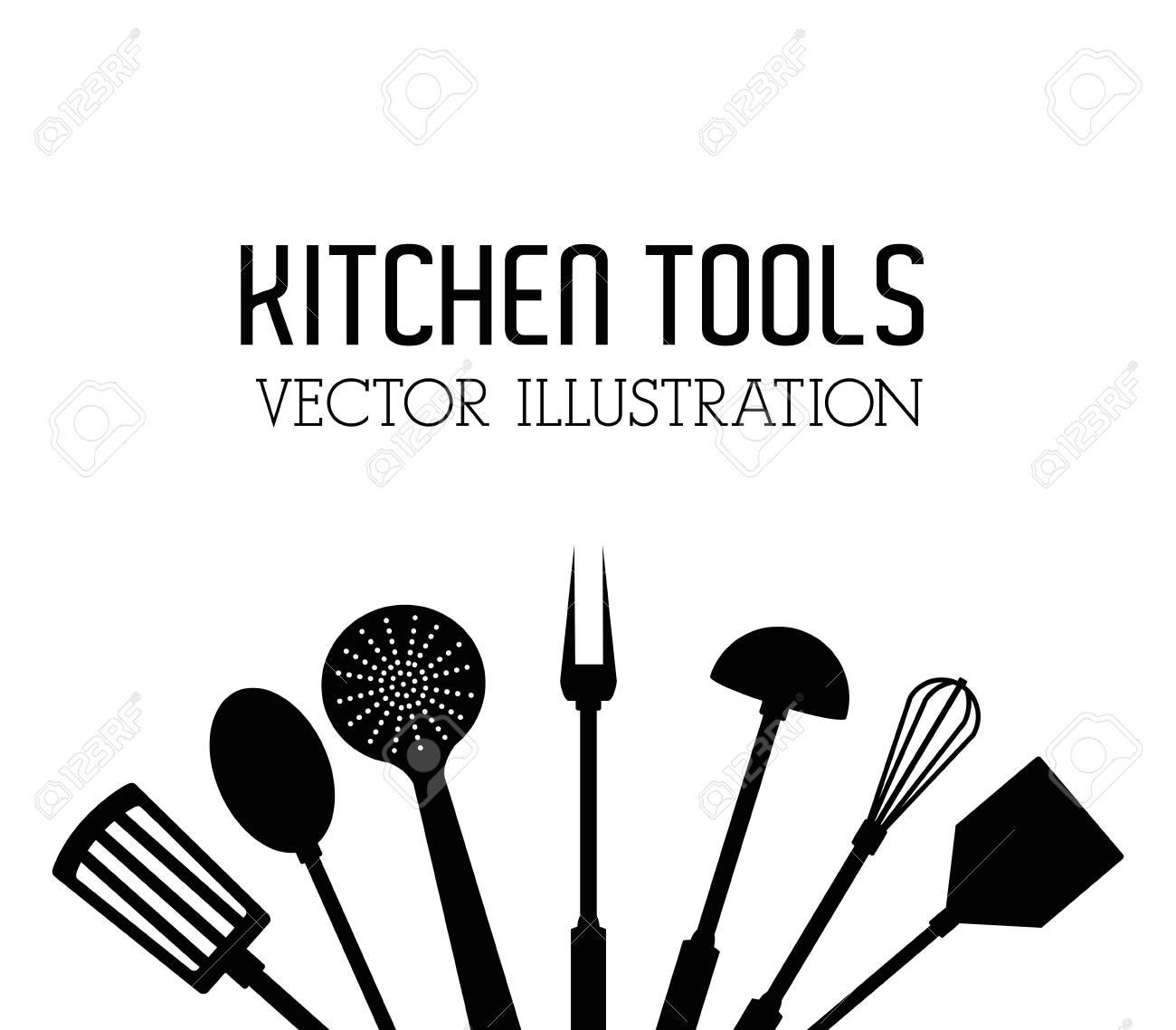 Moderno Herramienta De Cocina De Diseño Libre Componente - Ideas de ...