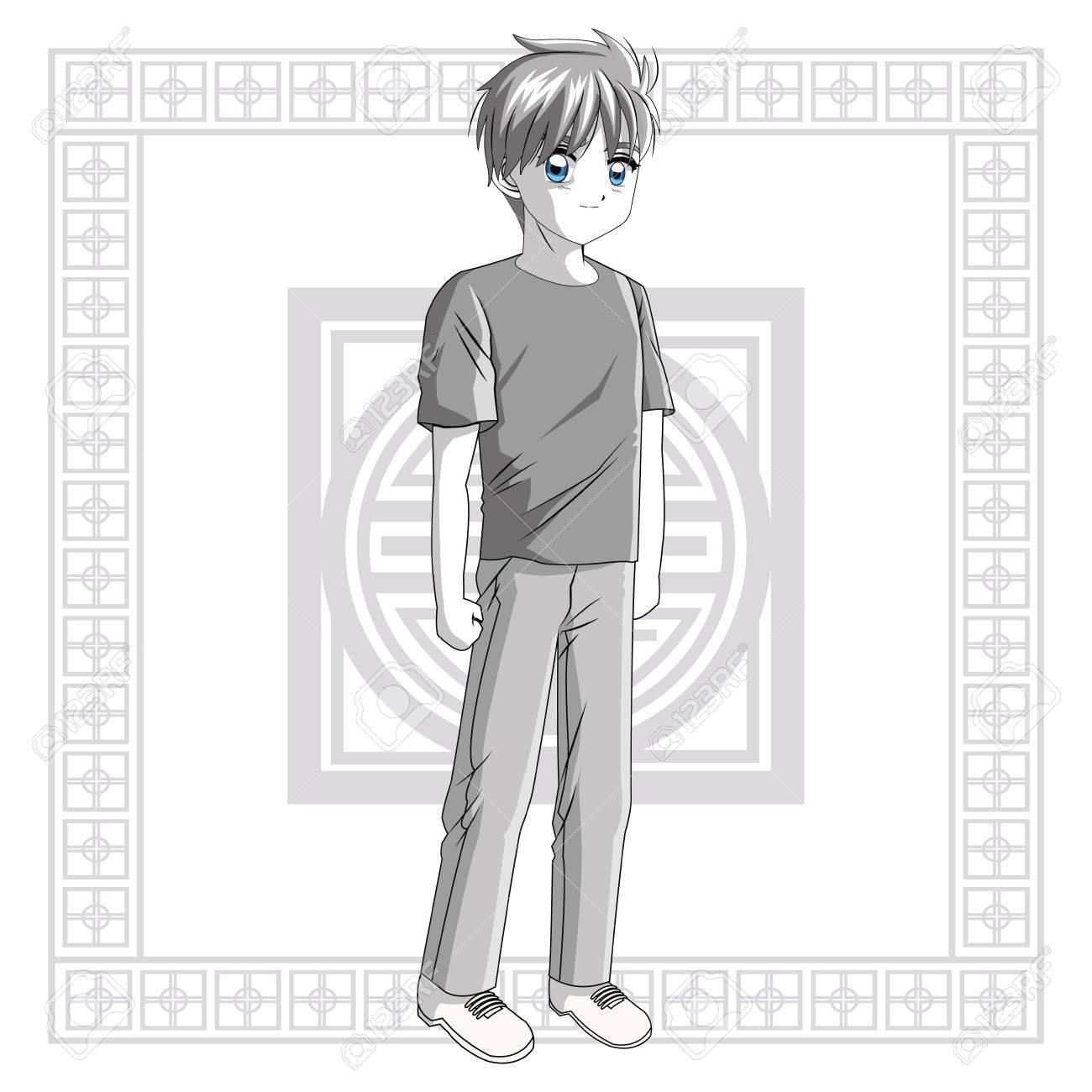 Erfreut Anime Glasrahmen Ideen - Benutzerdefinierte Bilderrahmen ...