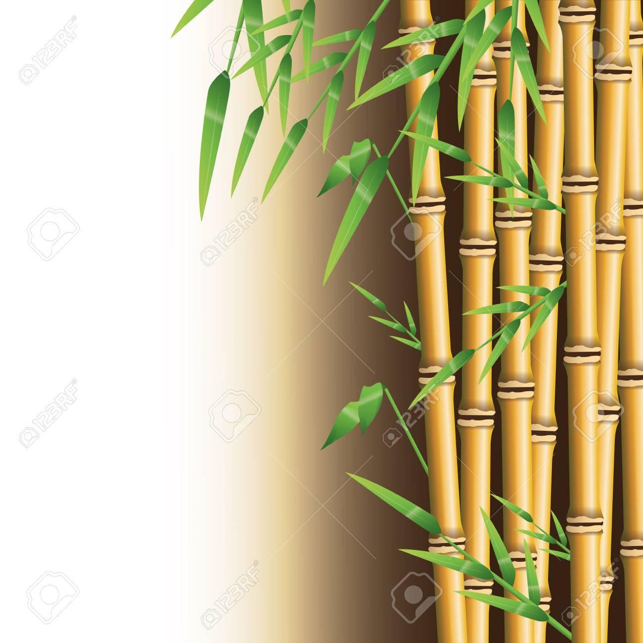 Stam Bamboe Met Bladeren Icoon Natuur Plant Decoratie En Azie Thema Kleurrijk Ontwerp Vector Illustratie Royalty Vrije Cliparts Vectoren En Stock Illustratie Image 63342152