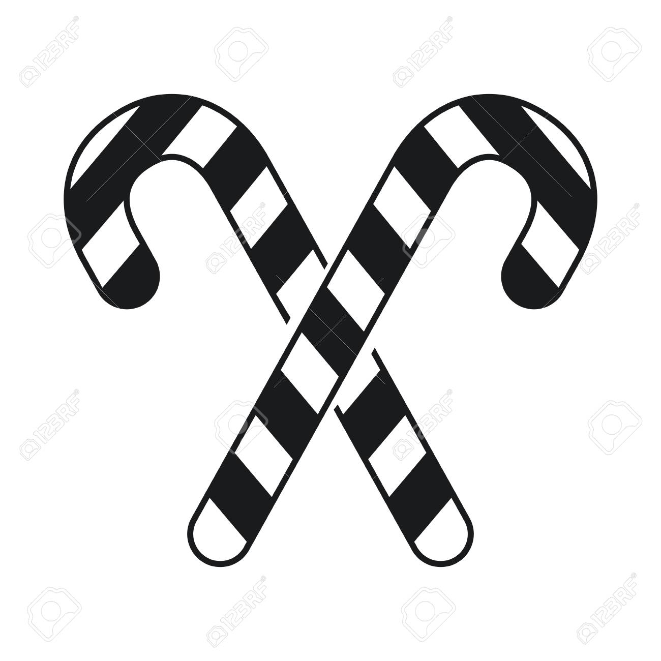 Book Black And White png download - 3509*6636 - Free Transparent Candy Cane  png Download. - CleanPNG / KissPNG