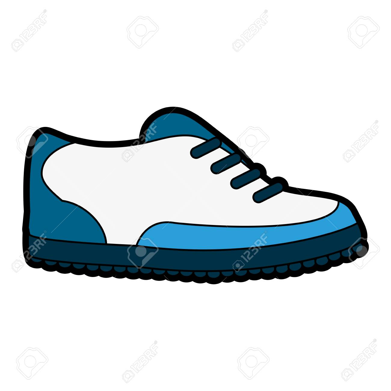 shoes golf related icon image vector illustration design royalty rh 123rf com vector shoe print vector sports