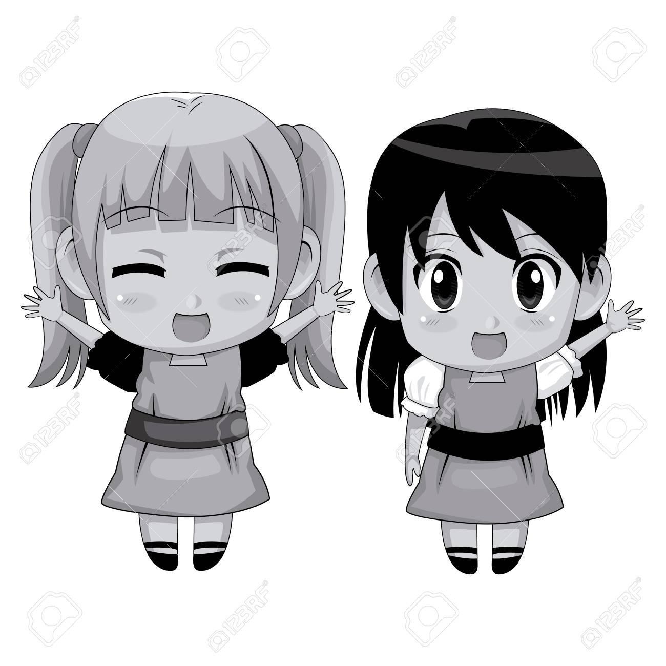 Moderno Plantillas De Anime Bandera - Ejemplo De Colección De ...