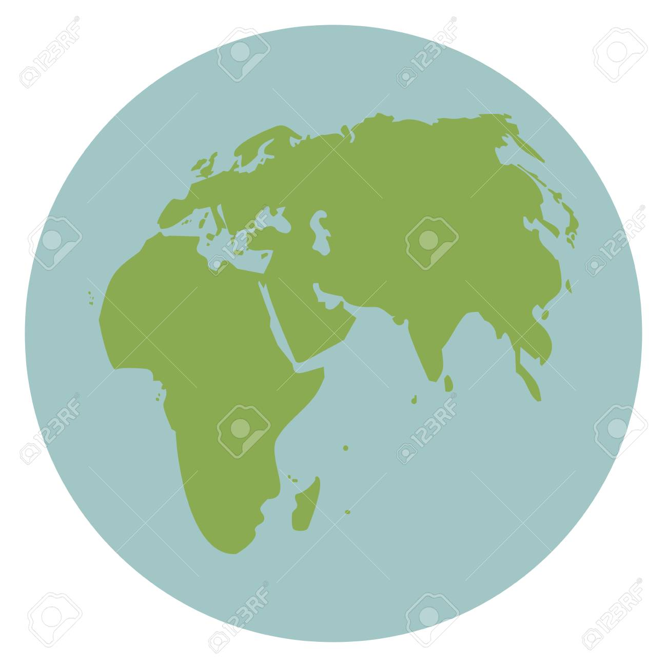 Globe world earth map global continent vector illustration royalty globe world earth map global continent vector illustration stock vector 80536547 gumiabroncs Images