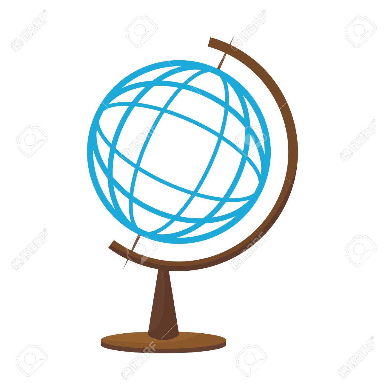 School globe map atlas world icon vector illustration royalty free school globe map atlas world icon vector illustration stock vector 80579526 gumiabroncs Image collections
