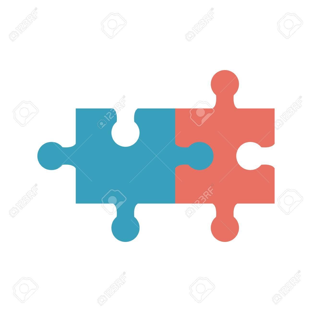 puzzle pieces icon image vector illustration design royalty free rh 123rf com puzzle pieces vector file puzzle piece vector shape