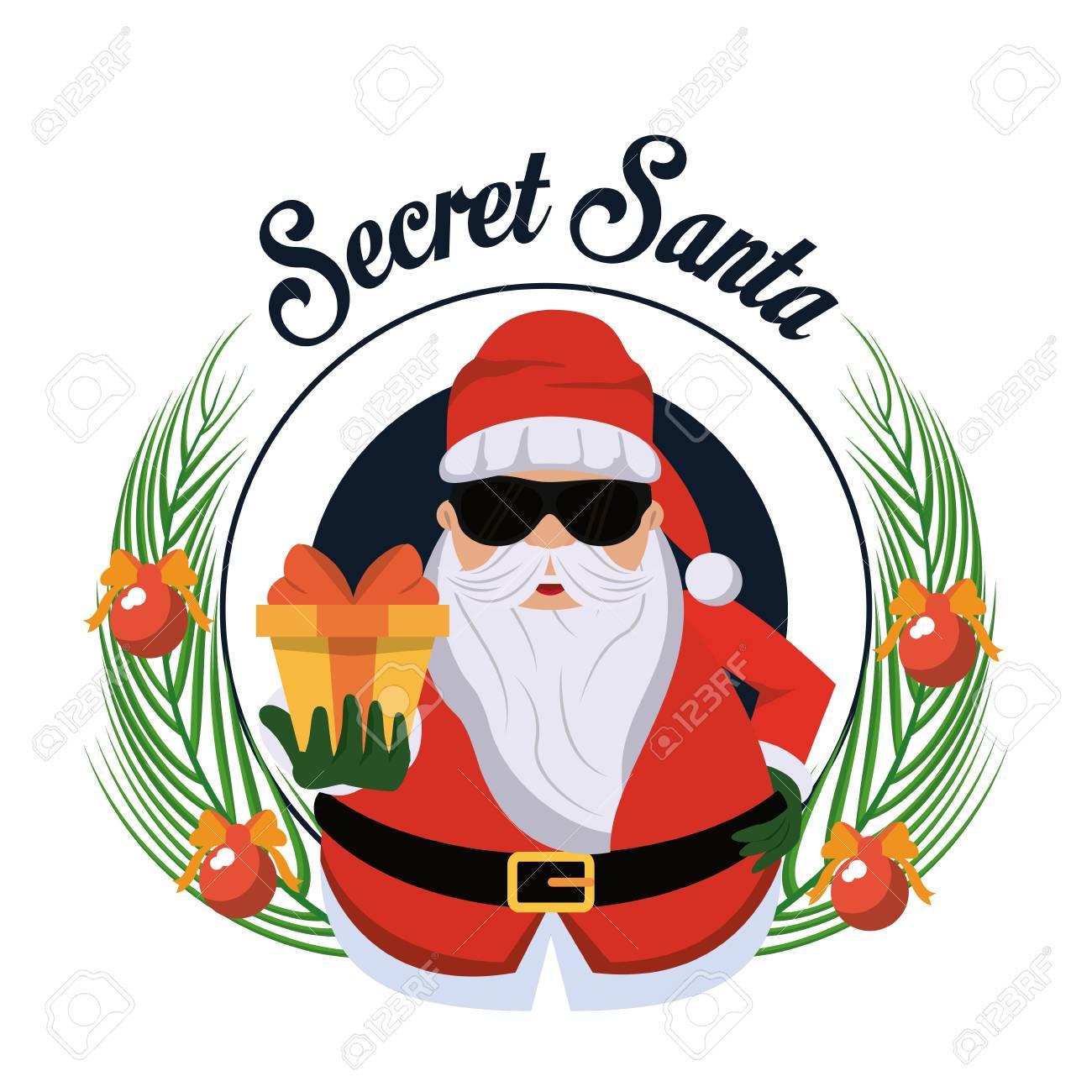 secret santa images free - Gecce.tackletarts.co