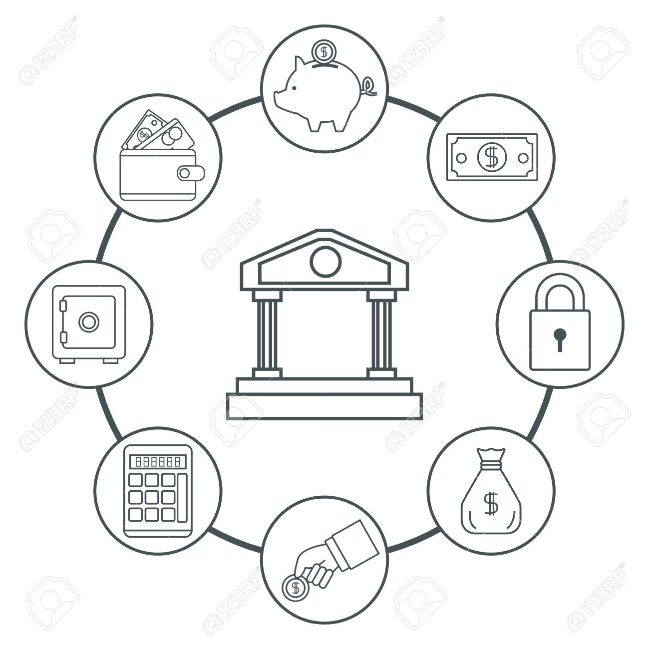 Money certificate of deposit icon vector illustration graphic money certificate of deposit icon vector illustration graphic design stock vector 88371647 1betcityfo Images