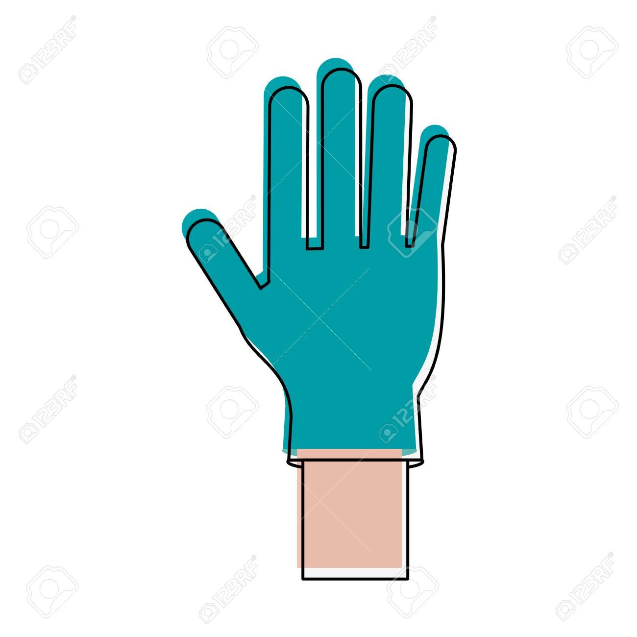 Medical latex glove icon vector illustration graphic design medical latex glove icon vector illustration graphic design stock vector 89693642 biocorpaavc