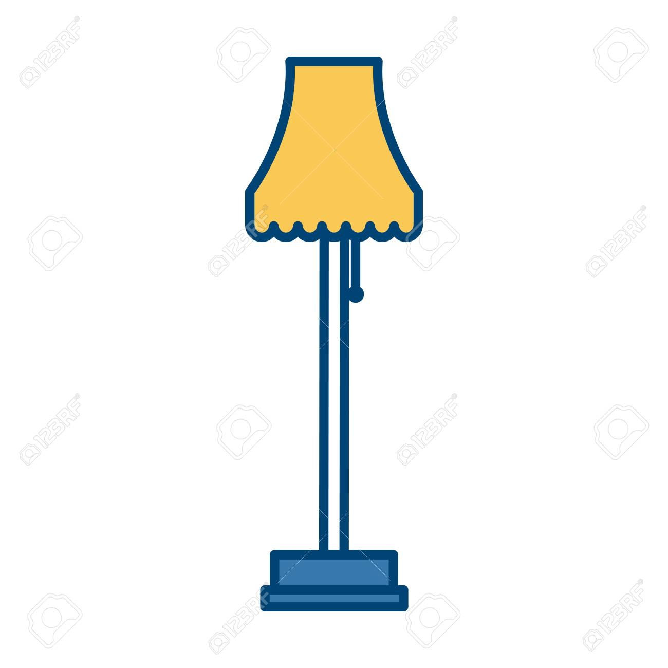 Classic floor lamp icon vector illustration graphic design royalty classic floor lamp icon vector illustration graphic design stock vector 91054821 aloadofball Choice Image