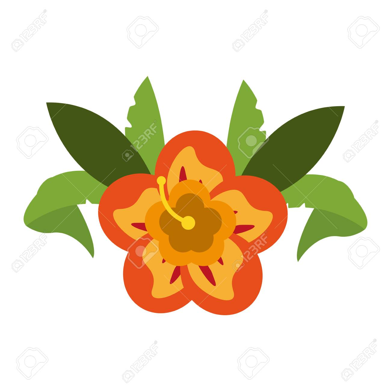 Beautiful flower cartoon vector illustration graphic design royalty beautiful flower cartoon vector illustration graphic design stock vector 98688952 izmirmasajfo
