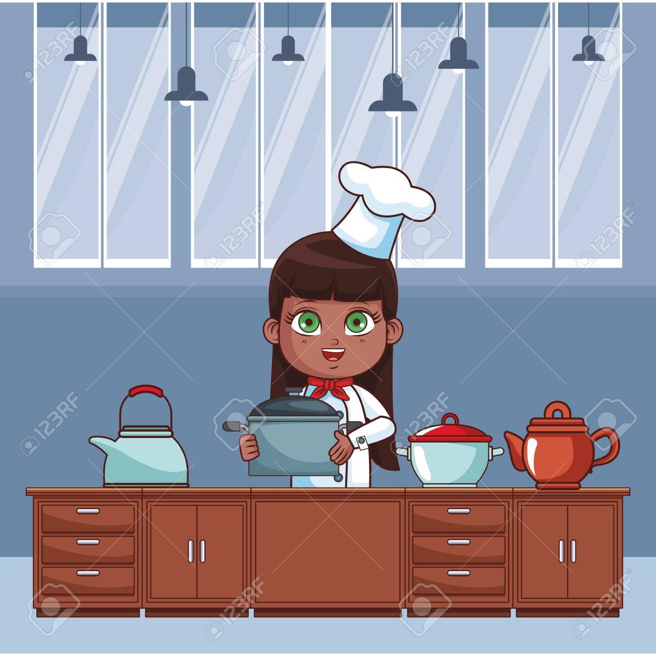 Chef Cooking Pot Clipart | +1,566,198 clip arts