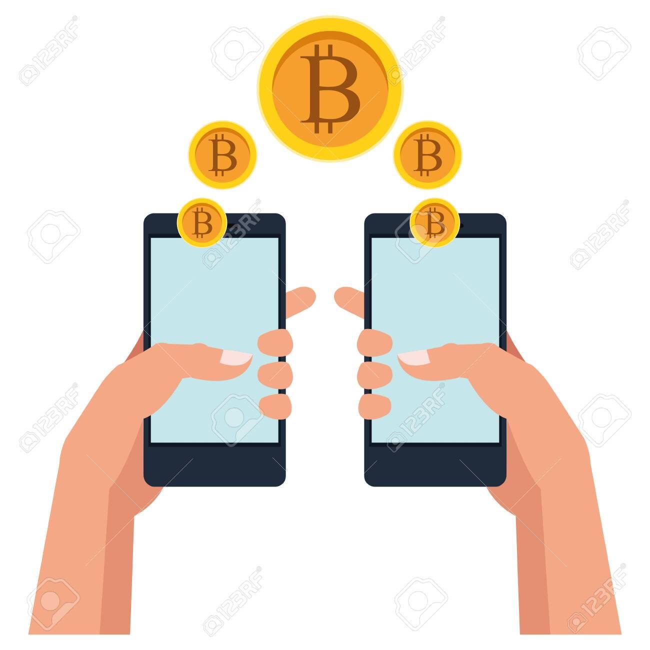 bitcoin cell phone