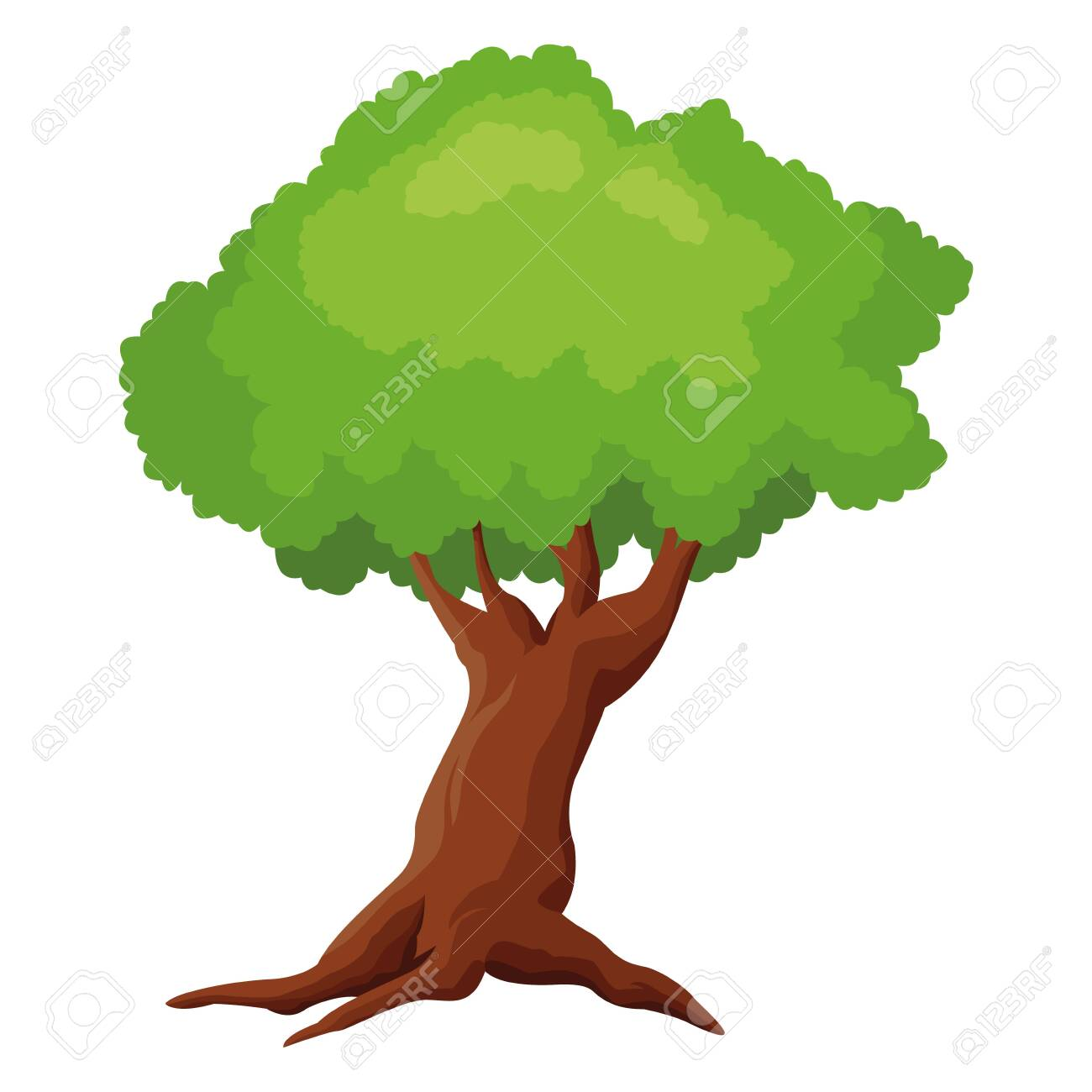 Tree Nature Cartoon Isolated Vector Illustration Graphic Design Royalty Free Cliparts Vectors And Stock Illustration Image 129172886 50,000+ vectors, stock photos & psd files. 123rf com
