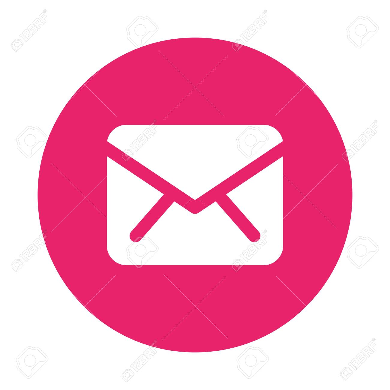 envelope mail send isolated icon vector illustration design - 142027415