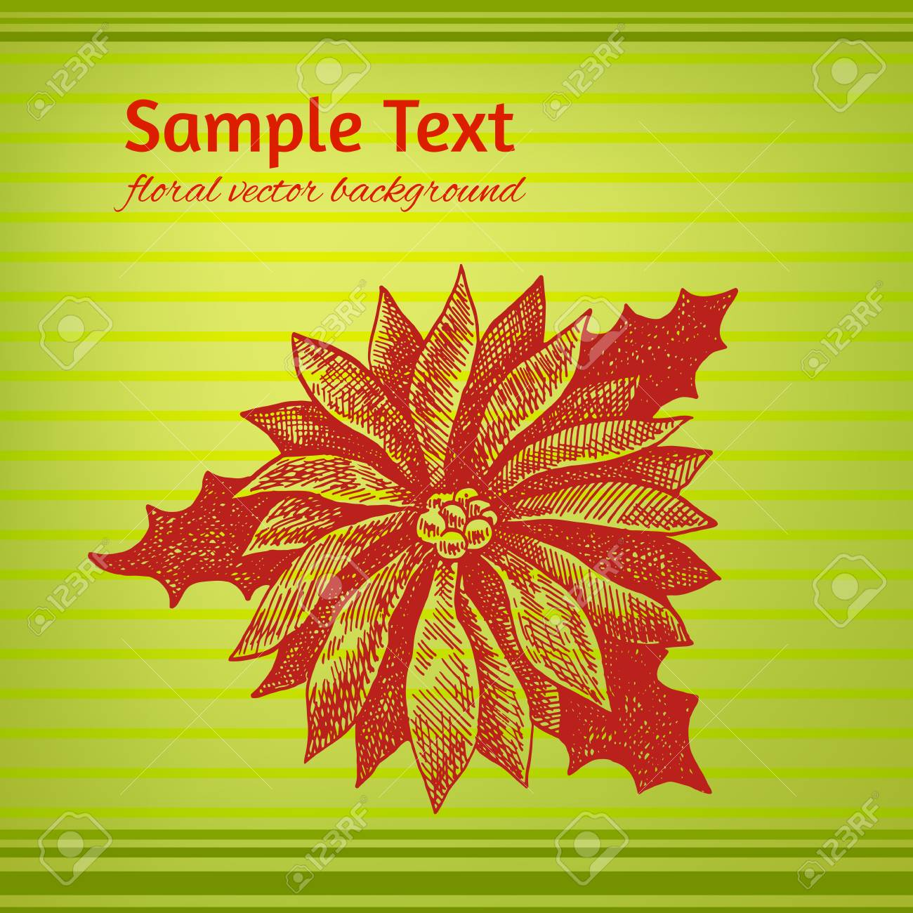 Colorful vector Christmas background Stock Vector - 22964918