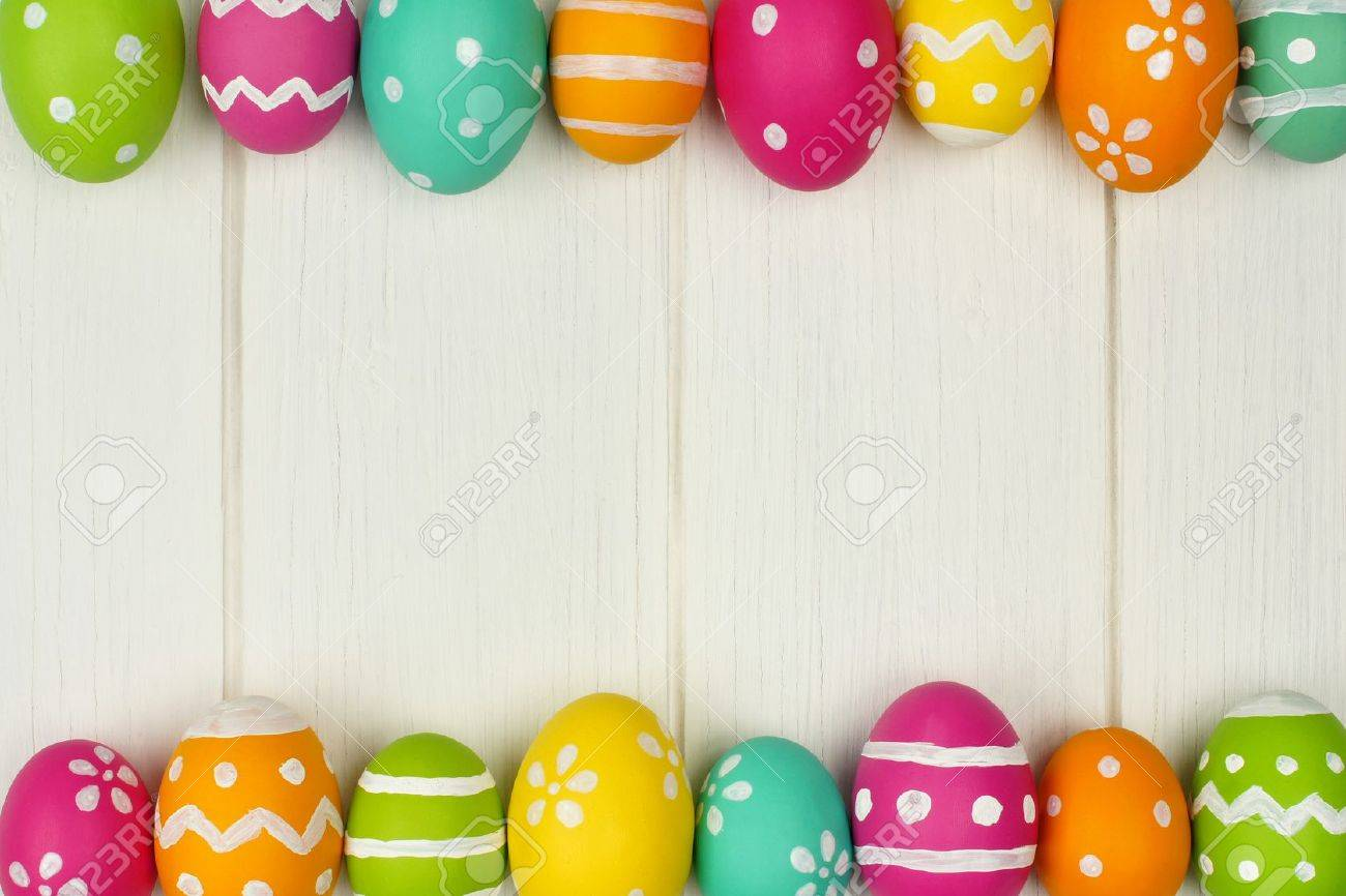 Easter Border Images & Stock Pictures. Royalty Free Easter Border ...