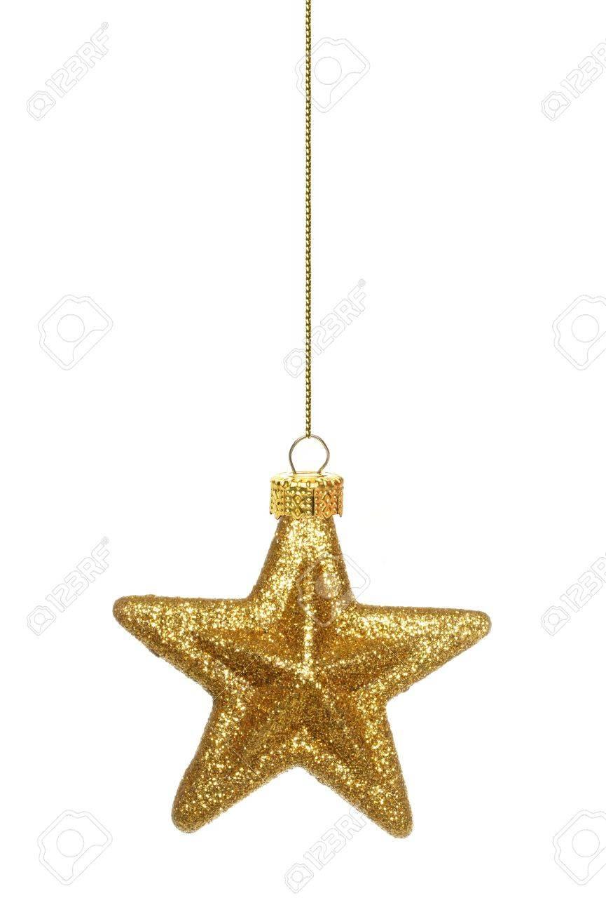 Stern Weihnachten.Stock Photo