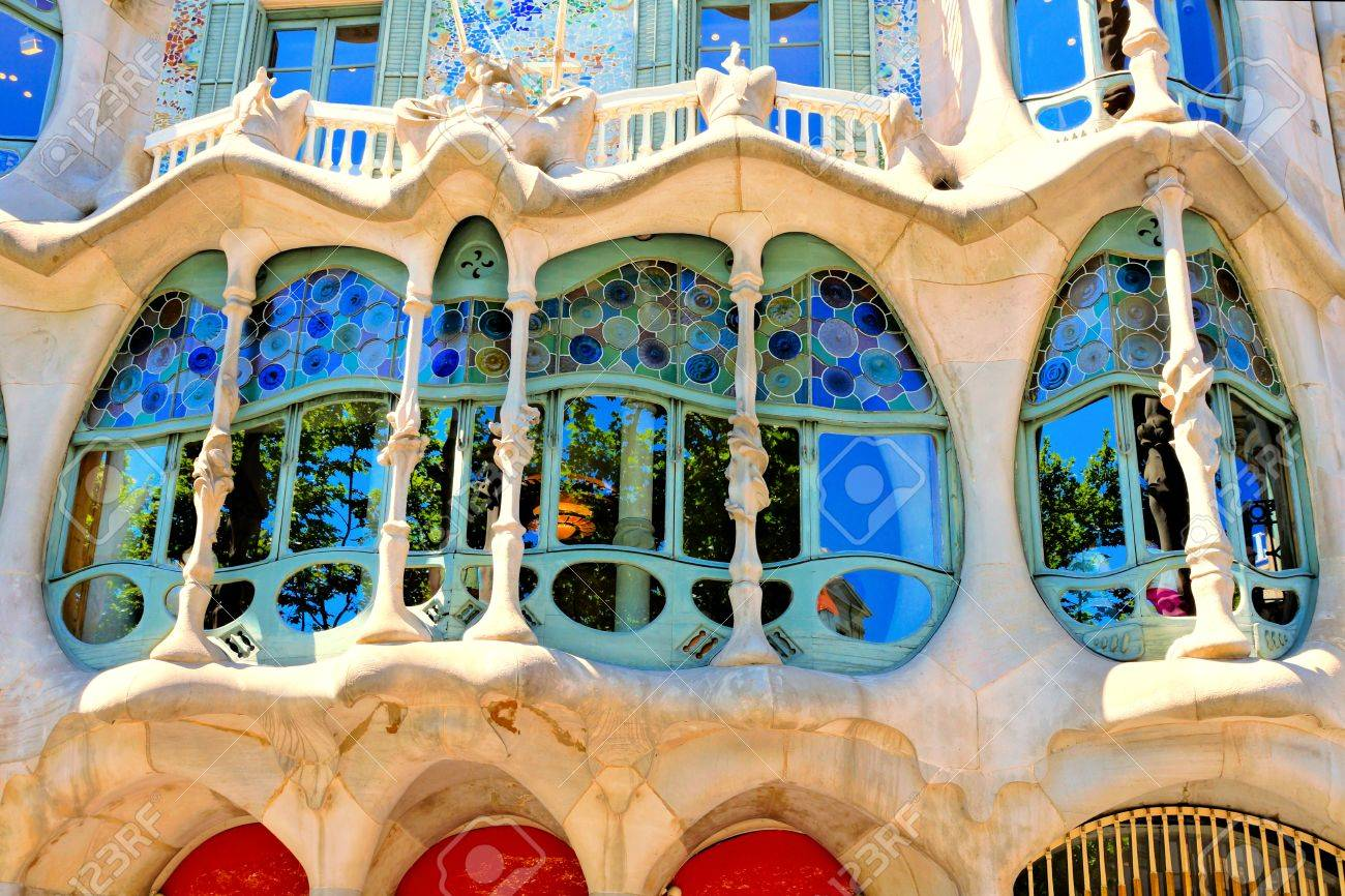 One of Europe's foremost art-nouveau sites