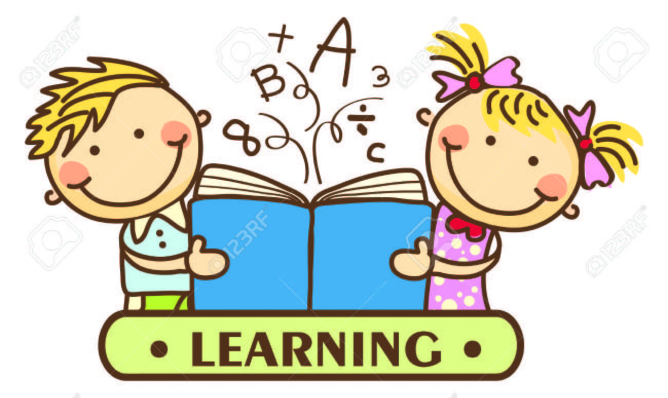 kids learning royalty free cliparts vectors and stock illustration rh 123rf com Learning Styles Service Learning Clip Art