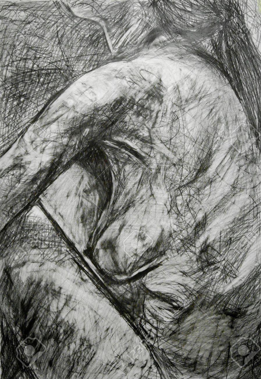 Juego dibujo modelo desnuda gratis photo 75