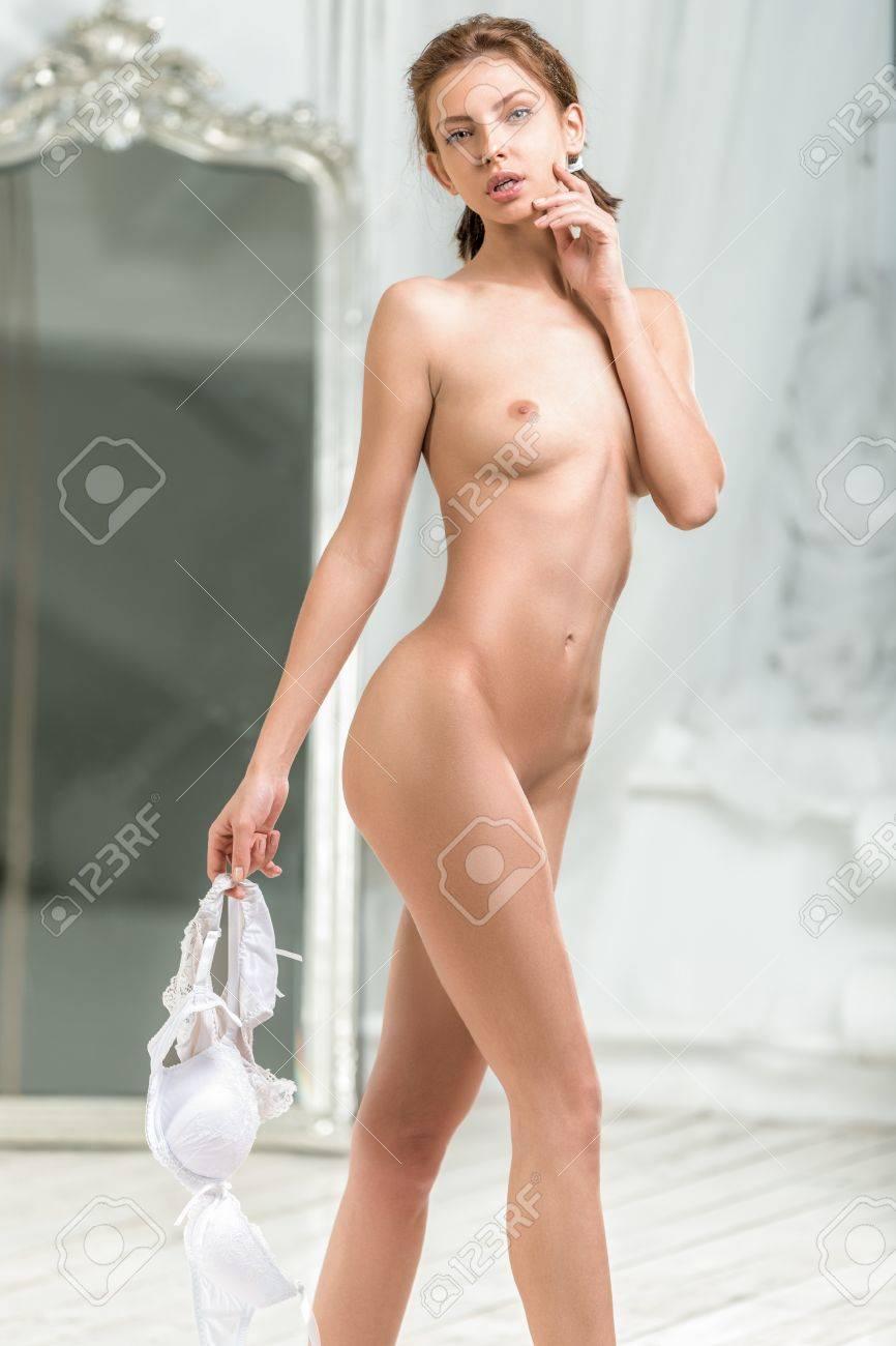 Mädchen nackte