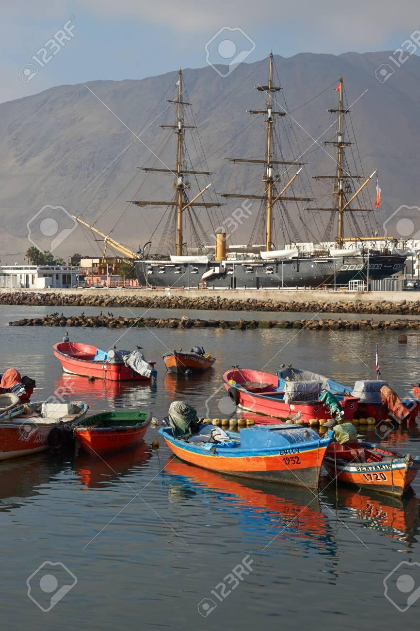 イキケ、チリ - 2015 年 7 月 7 ...