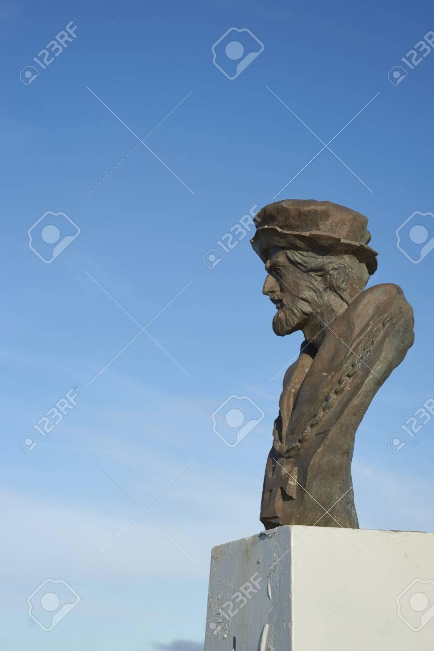 プンタアレナス、チリのマゼラン...