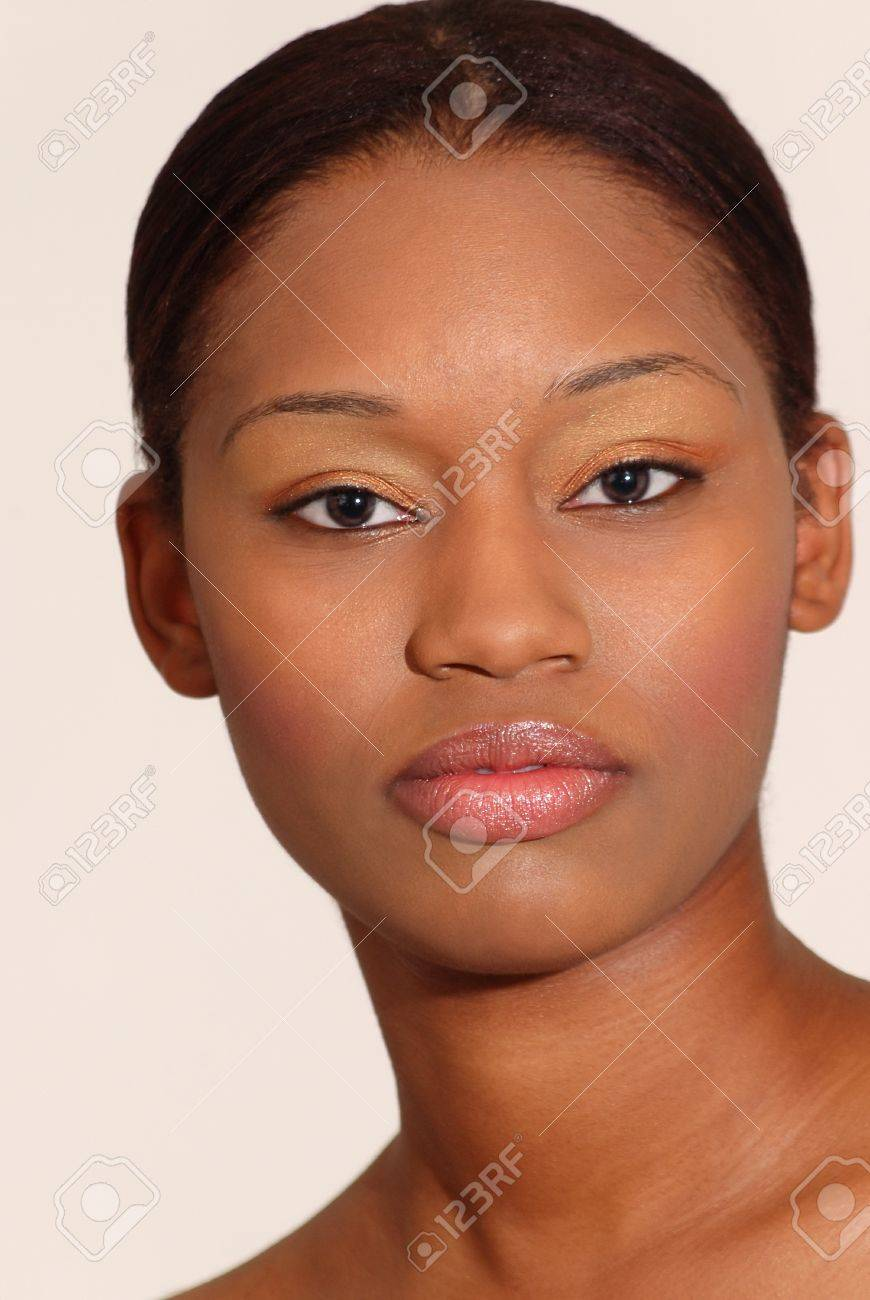 African American Beauty Stock Photo - 15948079