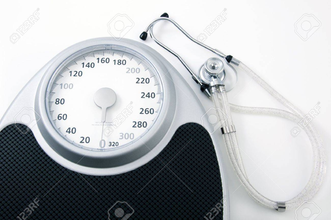 Healthy Weight and Fitness Stock Photo - 16103425