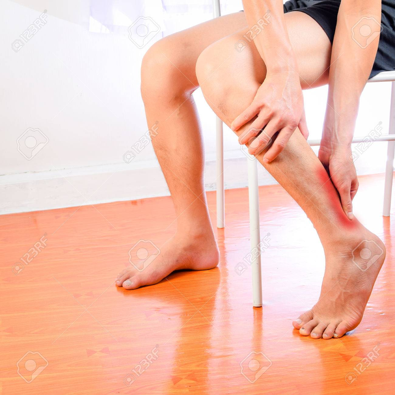 leg muscle pain calf pain stock photo picture and royalty free