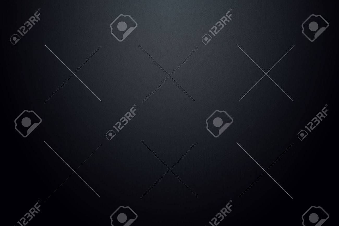 Simple black gradient abstract background for product or text backdrop design stock photo 60872155