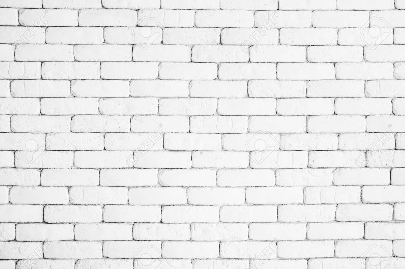 White Brick Wall Texture Design. Empty White Brick Background.. Stock  Photo, Picture And Royalty Free Image. Image 106097824.