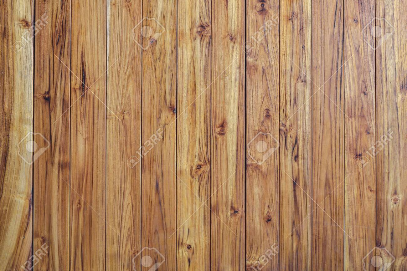 Teak Wood Table Top Texture Background Nature Background For