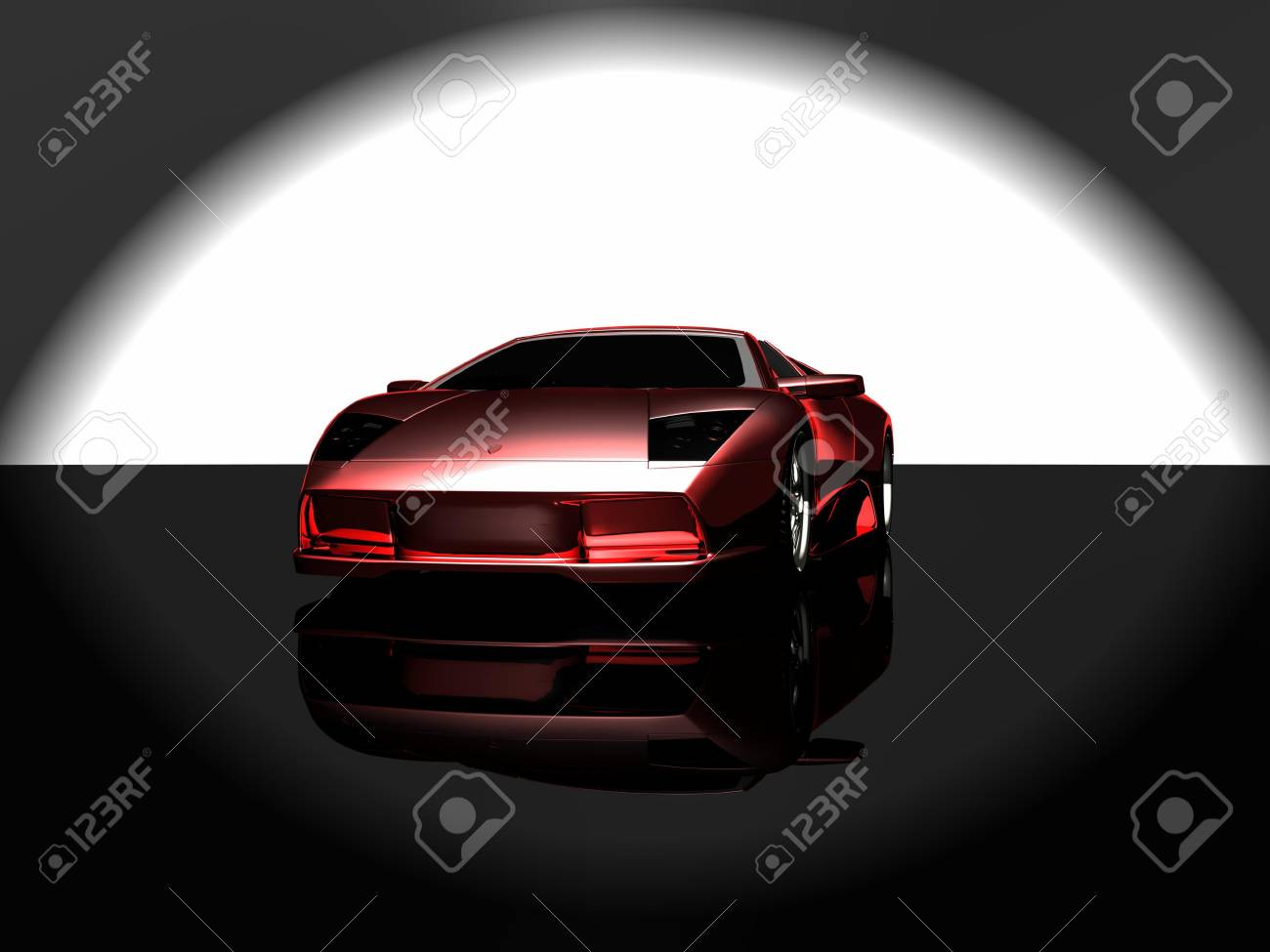 sports car Stock Photo - 4796746