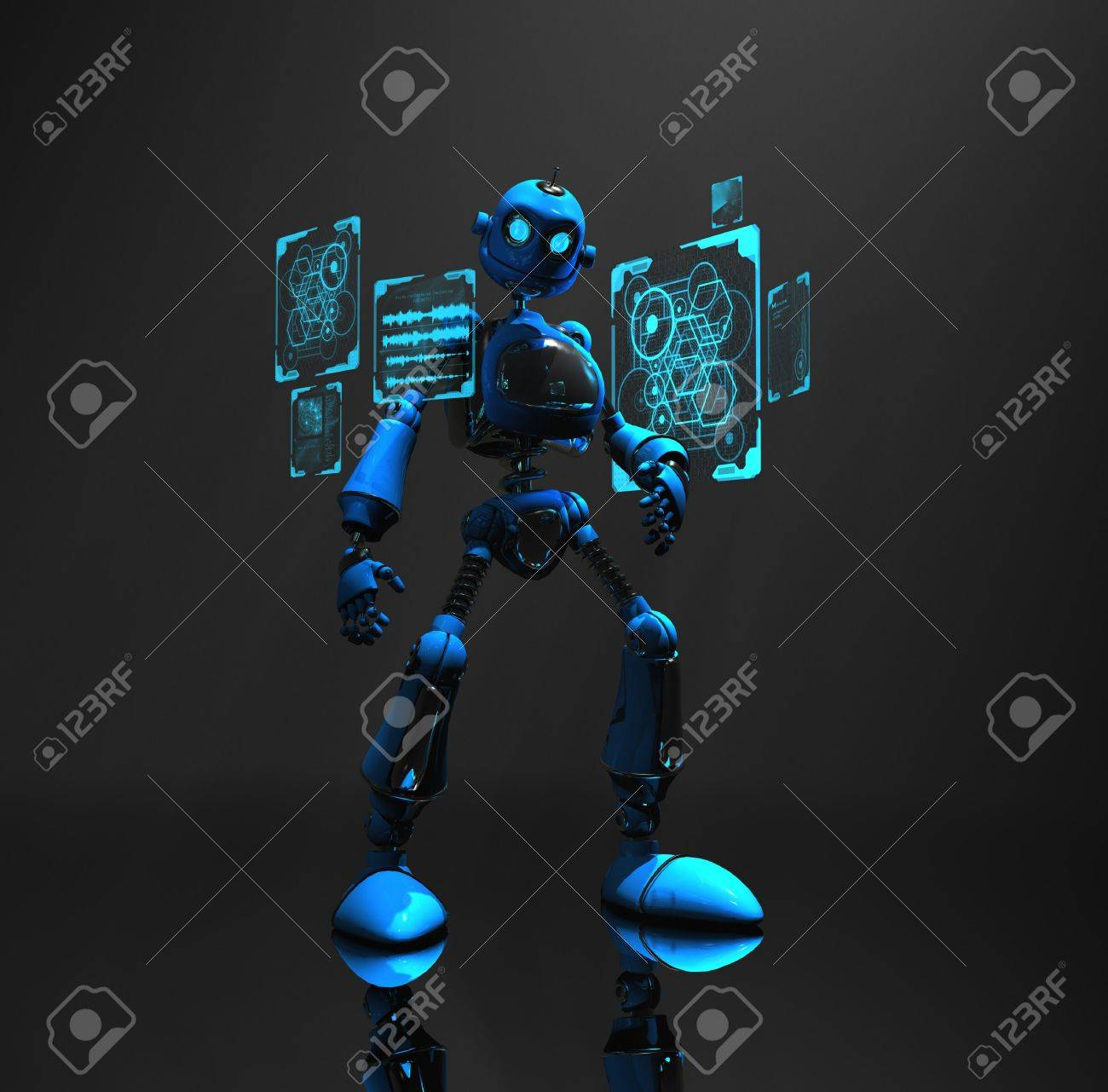 robot Stock Photo - 5520588