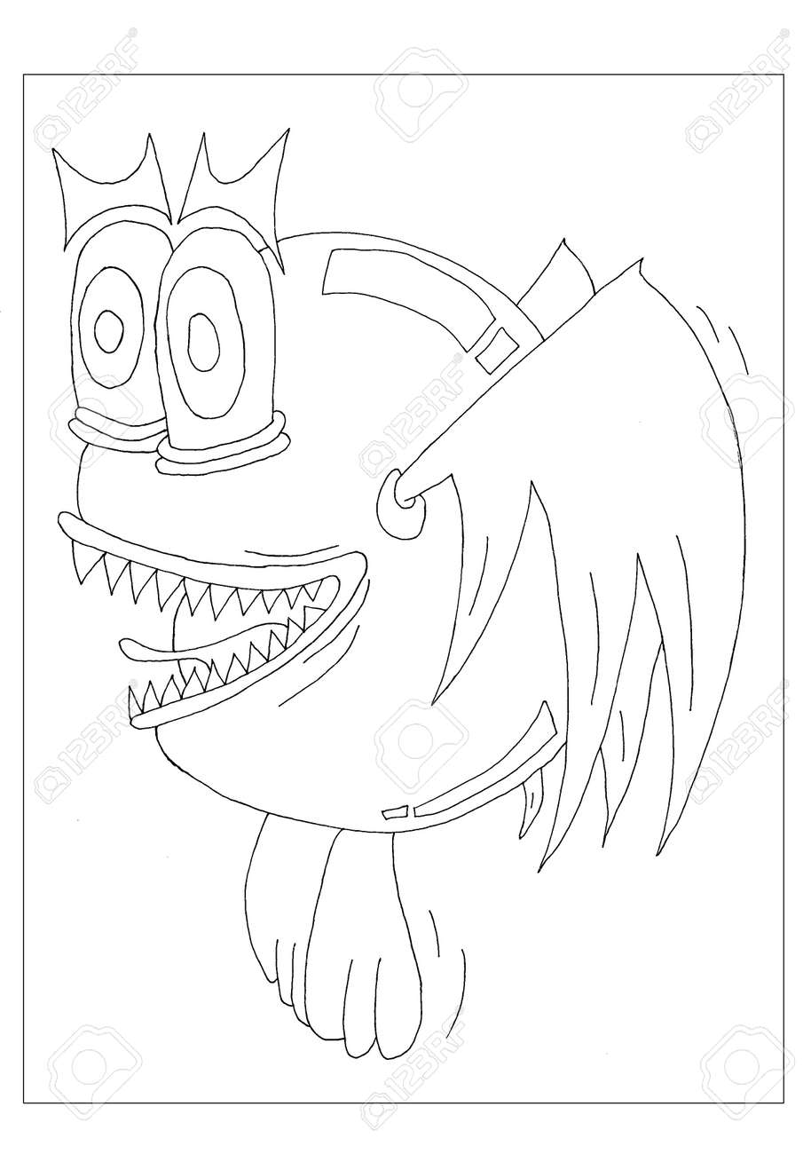 Fein Cookie Monster Kopf Färbung Seite Galerie - Beispiel ...