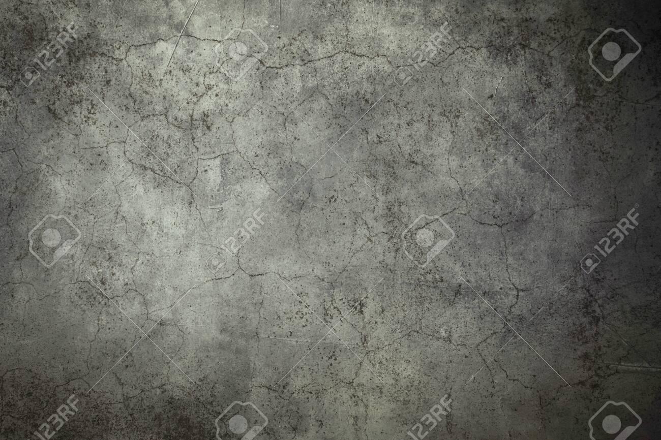 Gray grungy backdrop or texture - 141387542