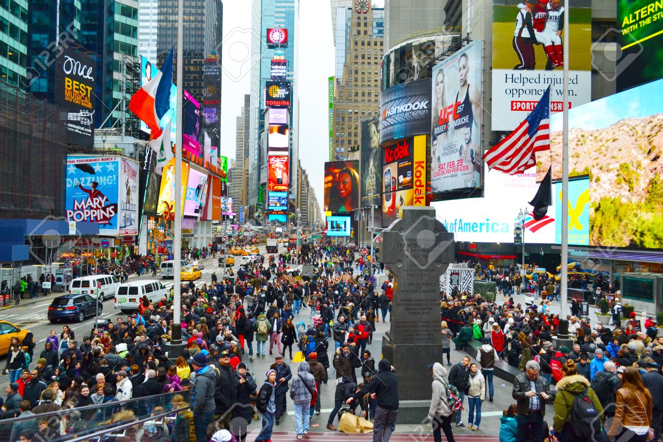 Image result for People in New York