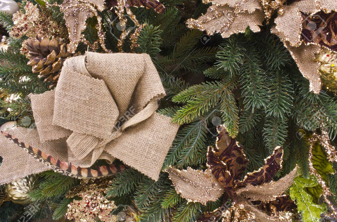christmas pine wallpaper