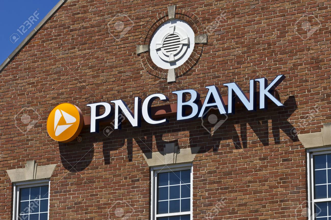 Indianapolis - Circa June 2016: PNC Bank Branch  PNC Financial
