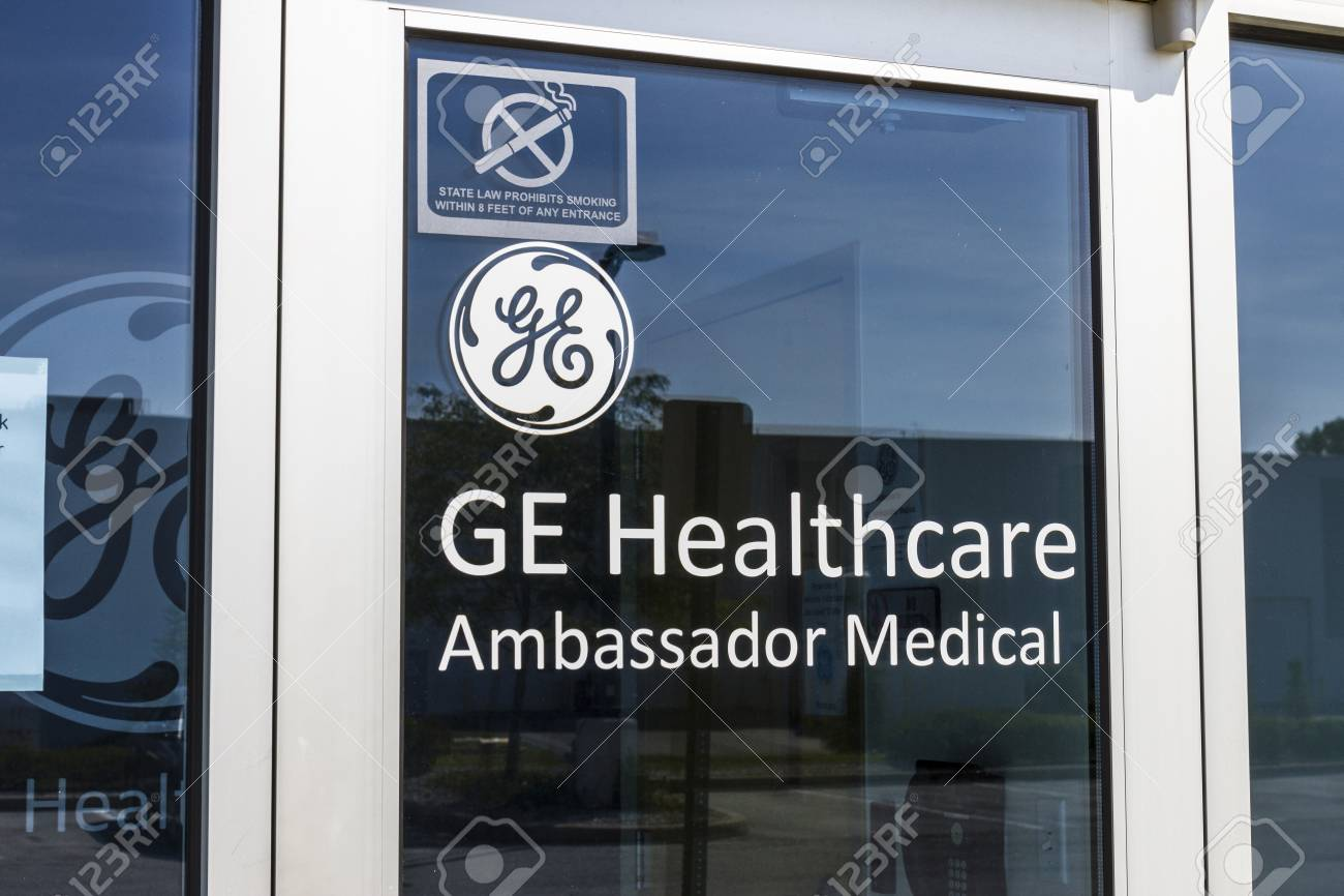 Indianapolis - Circa September 2017: Ambassador Medical headquarters,