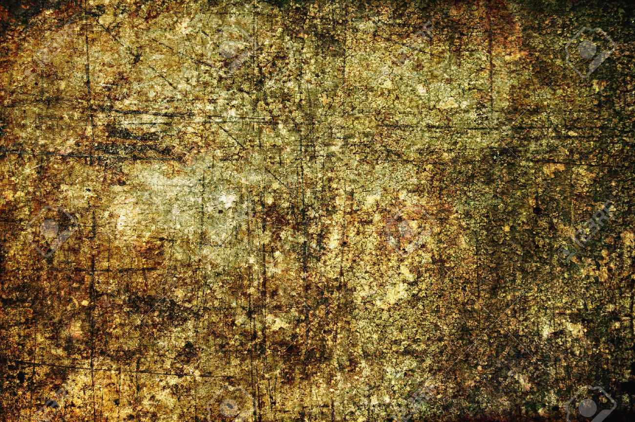 Abstract grunge background: scratches, dirt, rust and spots Stock Photo - 9585606