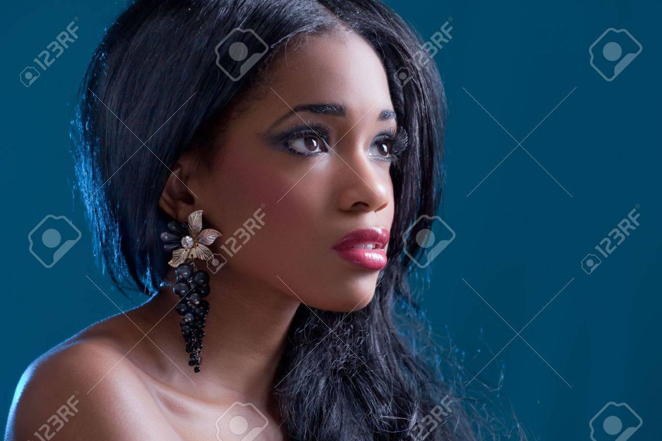 Schwarze Mädchen-Bilder sexy nackte blonde Teenager