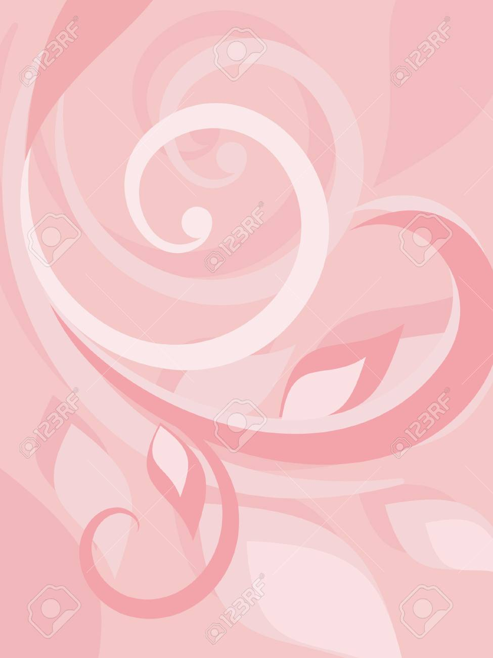 floral background Stock Vector - 8461386