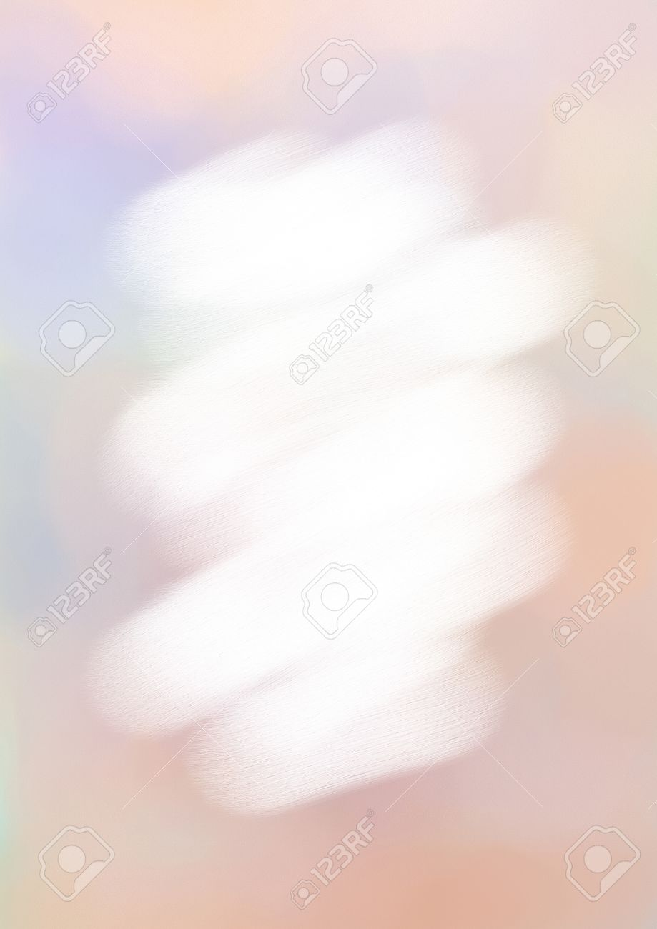pastel drawn background with brushstrokes in pink colorstemplate for letter or greeting card