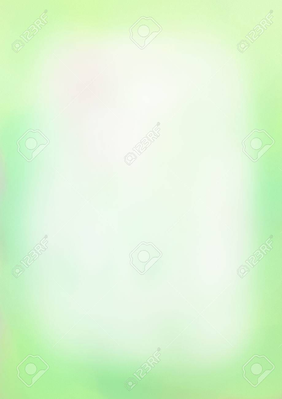 Pastel drawn watercolor background in green colorstemplate for pastel drawn watercolor background in green colorstemplate for letter or greeting card a4 spiritdancerdesigns Images